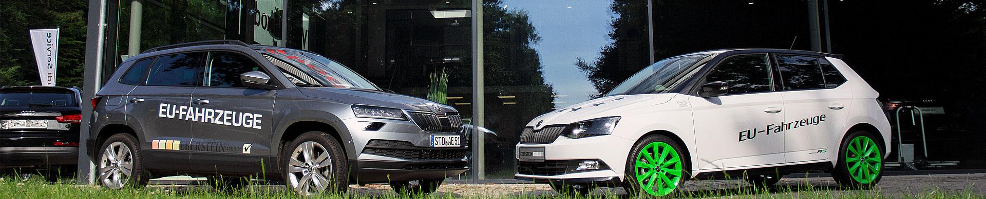 EU-Fahrzeuge
