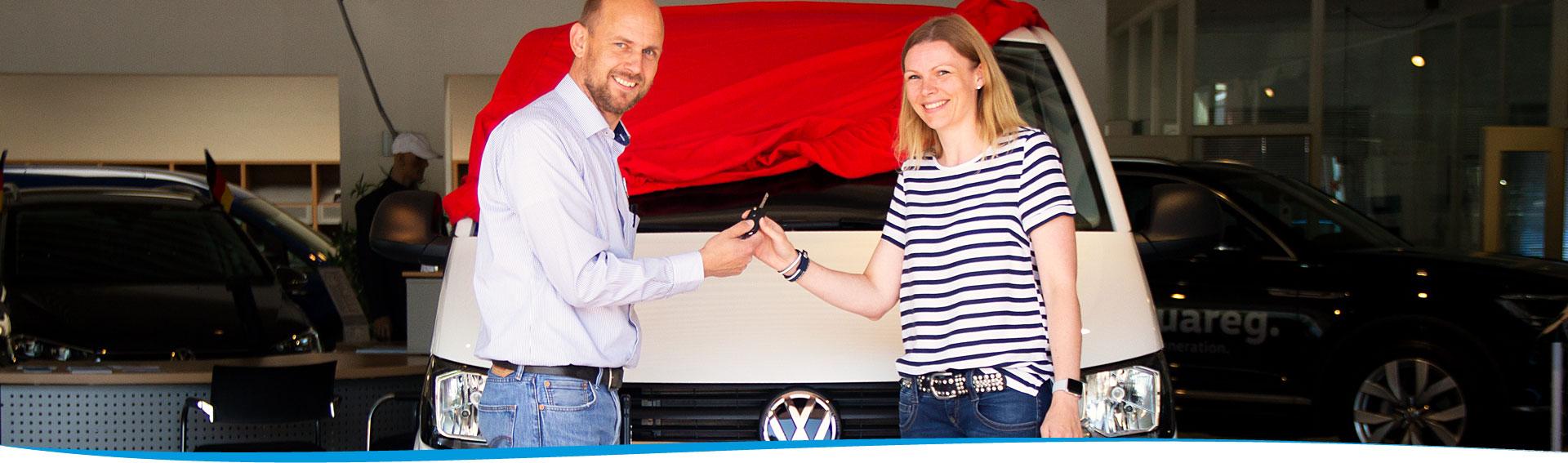 VW Neuwagen